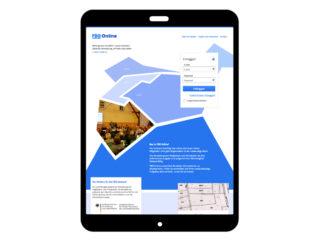FBG Online: Zentrale Verwaltung. Einfach und sicher.